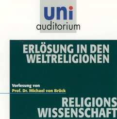 Erlösung in den Weltreligionen, Audio-CD