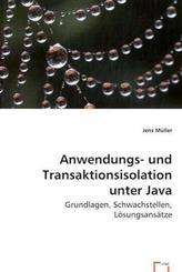 Anwendungs- und Transaktionsisolation unter Java (eBook, PDF)