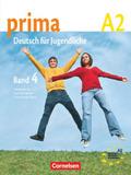 Prima - Deutsch für Jugendliche/junge Erwachsene: Schülerbuch; Bd.4
