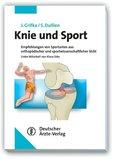 Knie und Sport