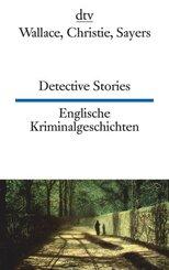 Detective Stories, Englische Kriminalgeschichten