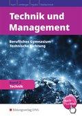 Technik und Management, Berufliches Gymnasium, Technische Richtung: Technik, Buch Plus Web; Bd.2