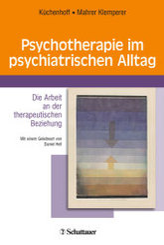 Psychotherapie im psychiatrischen Alltag