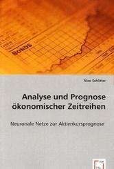 Analyse und Prognose ökonomischer Zeitreihen (eBook, 15x22x0,8)