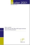 Optimierung des Beschaffungsprozesses durch E-Procurement