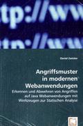 Angriffsmuster in modernen Webanwendungen (eBook, 15x22x0,8)