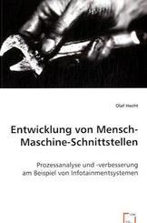 Entwicklung von Mensch-Maschine-Schnittstellen (eBook, PDF)