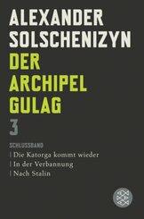Der Archipel GULAG - Bd.3