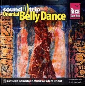 Reise Know-How sound trip Oriental Belly Dance, 1 Audio-CD
