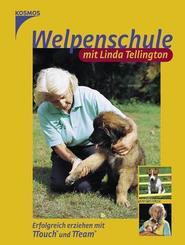 Welpenschule mit Linda Tellington-Jones - Erfolgreich erziehen mit TTouch und TTeam Tellington-Training
