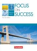 Focus on Success, Allgemeine Ausgabe, The new edition: Schülerbuch
