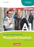 Pluspunkt Deutsch, Ausgabe 2009: Kursbuch (Lektion 8-14); Bd.A1/2
