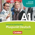 Pluspunkt Deutsch, Ausgabe 2009: 1 Audio-CD (Lektion 1-7); Bd.A1/1