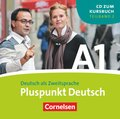 Pluspunkt Deutsch, Ausgabe 2009: 1 Audio-CD (Lektion 8-14); Bd.A1/2