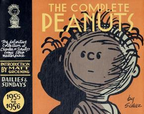 The Complete Peanuts - 1955 to 1956
