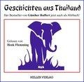 Geschichten aus Thailand, 4 Audio-CDs