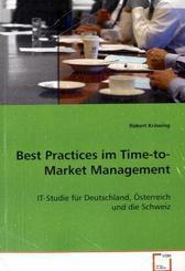 Best Practices im Time-to-Market Management (eBook, 15x22x0,7)