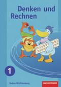 Denken und Rechnen, Grundschule Baden-Württemberg, Ausgabe 2009: 1. Schuljahr, Schülerband