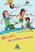 Junge Dichter und Denker: Musik, die schlau macht: Das große 1x1  als Rap, 2 Audio-CDs