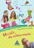 Junge Dichter und Denker: Musik, die schlau macht: Das kleine 1x1 als Rap, 2 Audio-CDs