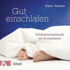 Gut einschlafen, Audio-CD