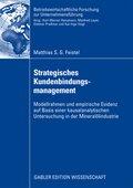 Strategisches Kundenbindungsmanagement