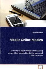 Mobile Online-Medien (eBook, 15x22x0,5)