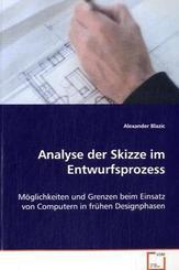 Analyse der Skizze im Entwurfsprozess (eBook, PDF)