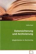 Datensicherung und Archivierung (eBook, 15x22x0,3)