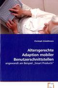 Altersgerechte Adaption mobiler Benutzerschnittstellen (eBook, PDF)