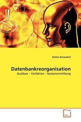 Datenbankreorganisation (eBook, 15,4x22,4x2)