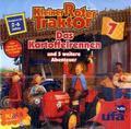 Kleiner Roter Traktor - Das Kartoffelrennen und 5 weitere Abenteuer, 1 Audio-CD