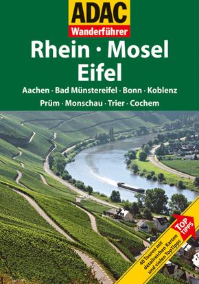 ADAC Wanderführer Rhein, Mosel, Eifel