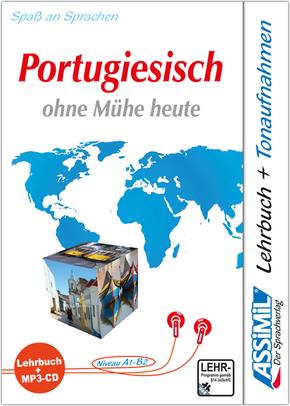 Assimil Portugiesisch ohne Mühe heute: Lehrbuch und mp3-CD