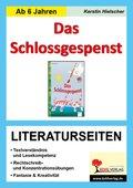Mira Lobe 'Das Schlossgespenst', Literaturseiten