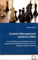 Content Management Systeme (CMS) (eBook, 15x22x0,6)