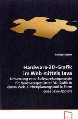 Hardware-3D-Grafik im Web mittels Java (eBook, PDF)