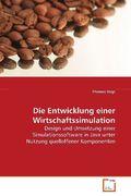 Die Entwicklung einer Wirtschaftssimulation (eBook, 15x22x0,8)