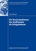 Die Servicefunktionen des Großhandels als Erfolgsfaktoren