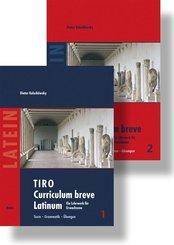 TIRO - Curriculum breve Latinum, 2 Bde.