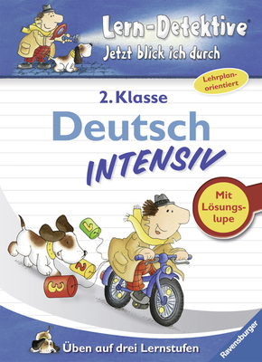 Deutsch intensiv (2. Klasse)