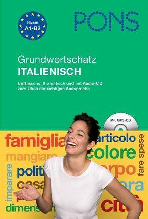 PONS Grundwortschatz Italienisch