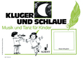 Musik und Tanz für Kinder: Kluger Mond und schlaue Feder; 3