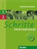 Schritte international - Deutsch als Fremdsprache: Intensivtrainer, m. Audio-CD; Bd.1/2