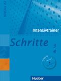 Schritte - Deutsch als Fremdsprache: Intensivtrainer, m. Audio-CD; Bd.3/4