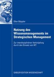 Nutzung des Wissensmanagements im Strategischen Management