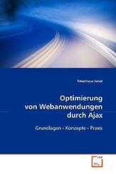 Optimierung von Webanwendungen durch Ajax (eBook, 15x22x0,5)