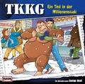 TKKG - Ein Yeti in der Millionenstadt, 1 CD-Audio