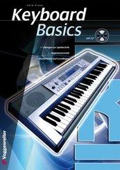 Keyboard Basics, m. Audio-CD