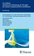 S3-Leitlinie Nichtinvasive Beatmung als Therapie der akuten respiratorischen Insuffizienz